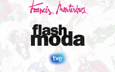 Appearance in Flash Moda TVE1 channel