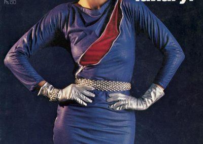 Portada de la revista Centromoda, 1979