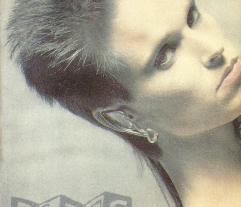 Portada de la revista Plecs Modes, 1984