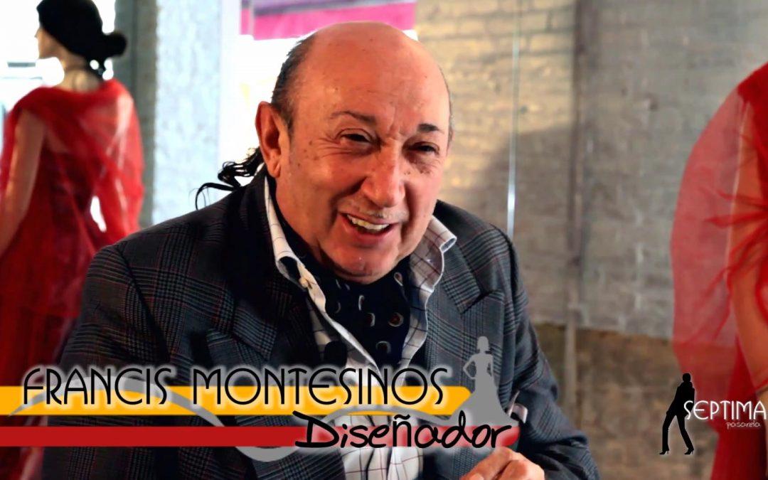 Entrevista a Francis Montesinos, 2012