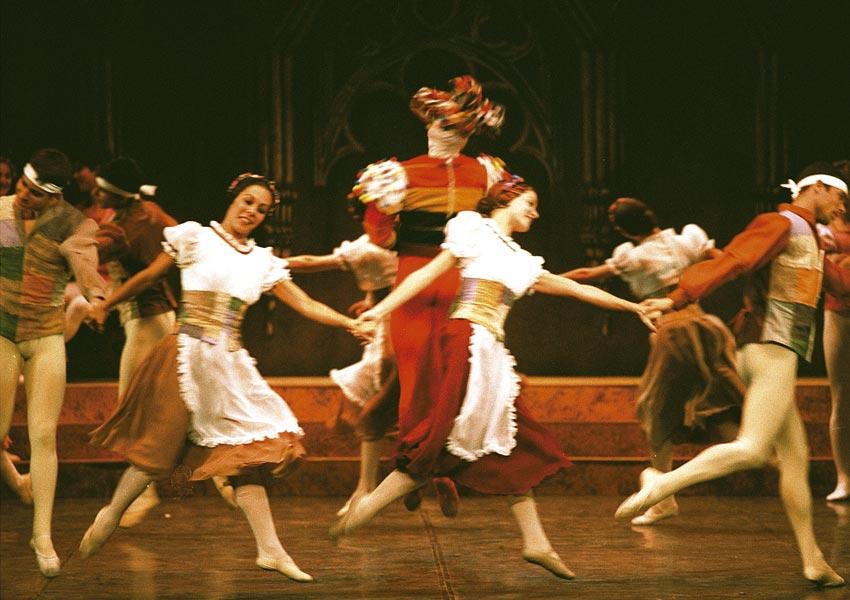 Ballet Nacional De Cuba Tour