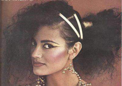Portada de la revista Diagonal, 1981