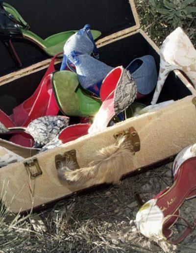 les de sandales de les cuir lafley aletha coins trois | freemans d055c9